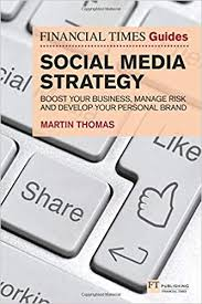 The cover of Social Media Strategy by Martin Thomas